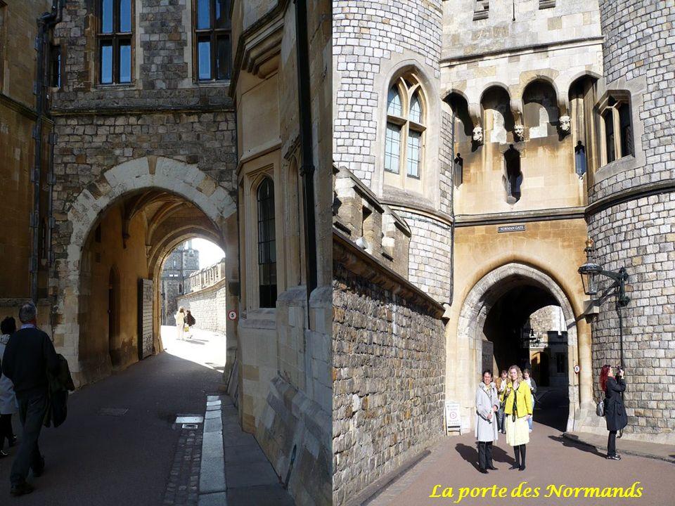 La porte des Normands