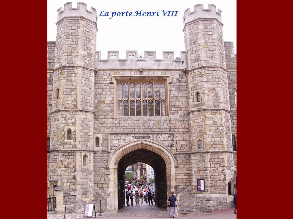 La porte Henri VIII