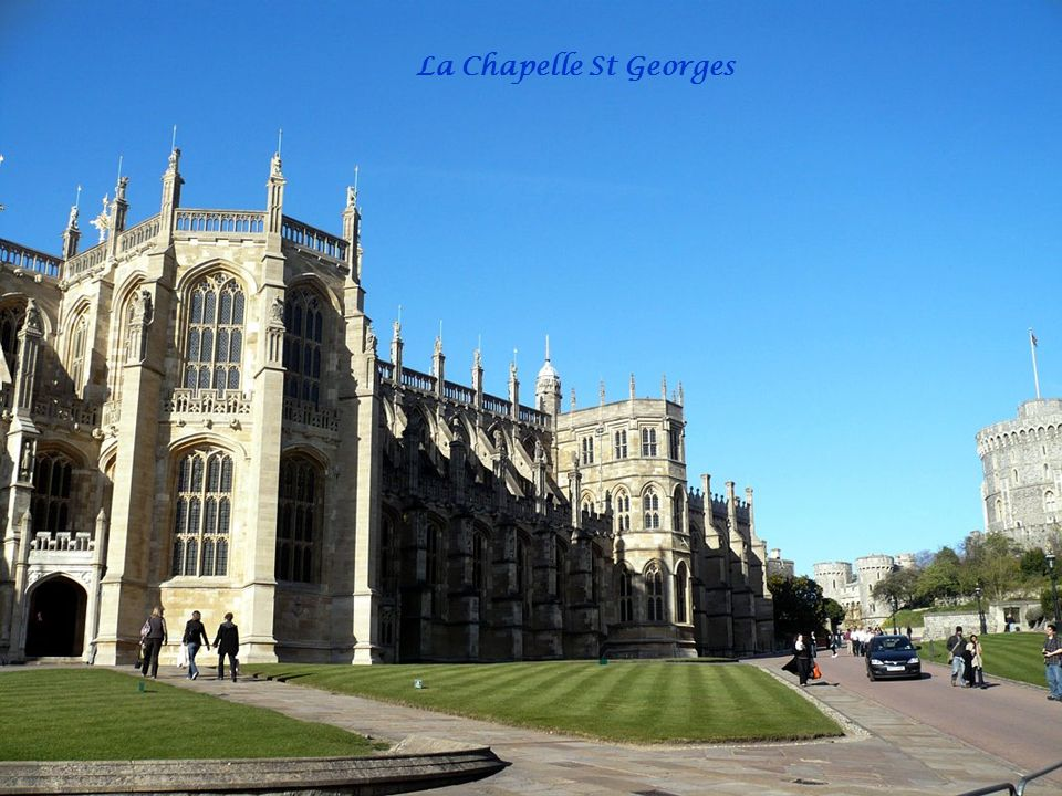 La Chapelle St Georges