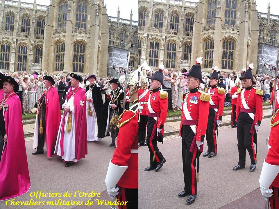 Chevaliers militaires de Windsor