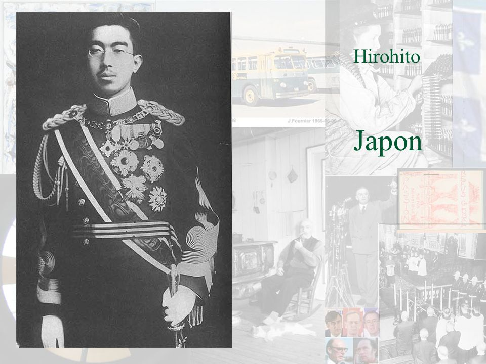 Hirohito Japon