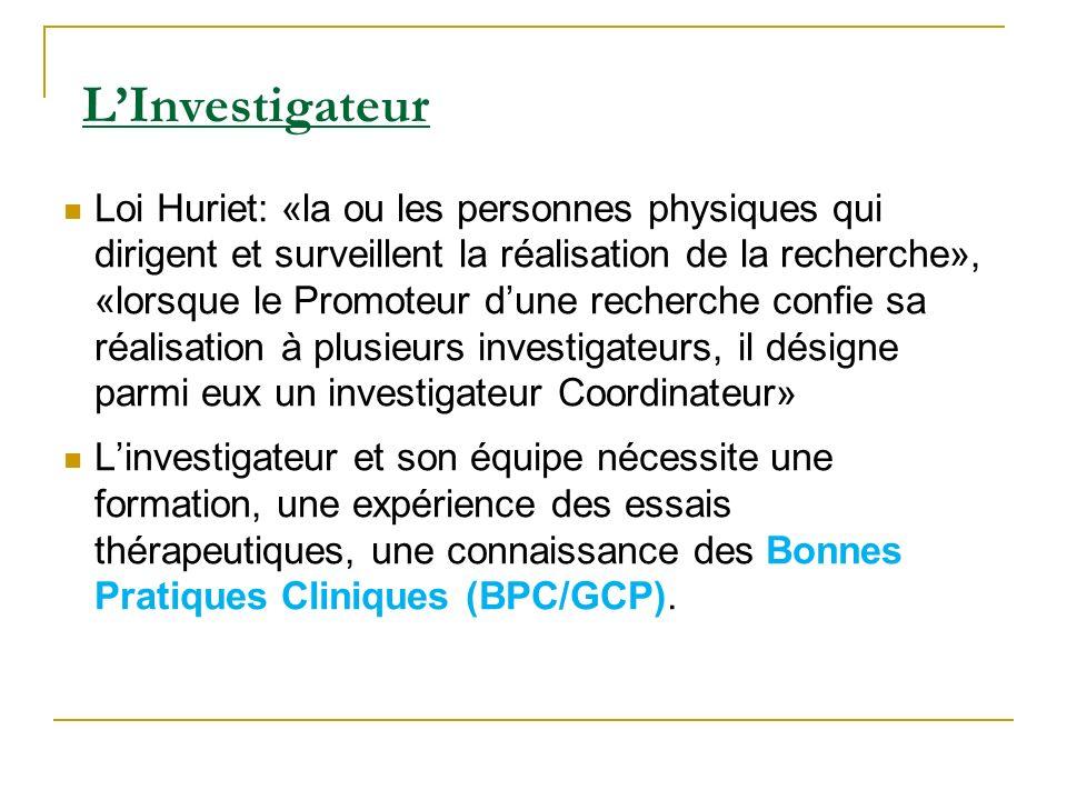 L'Investigateur