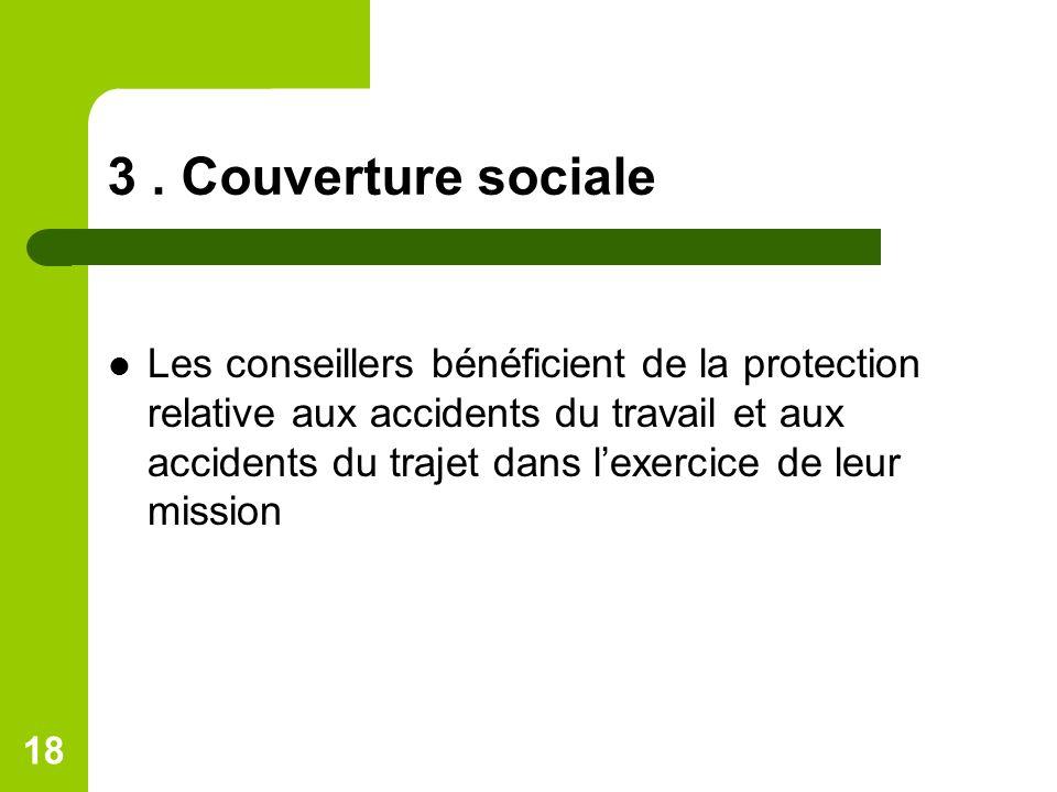 3 . Couverture sociale
