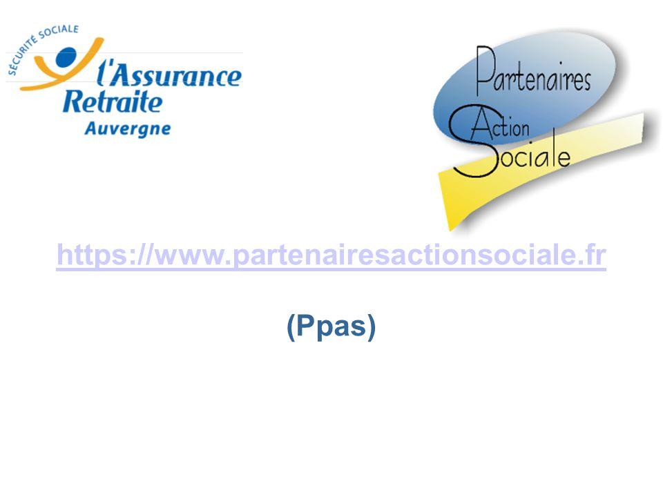 https://www.partenairesactionsociale.fr (Ppas)