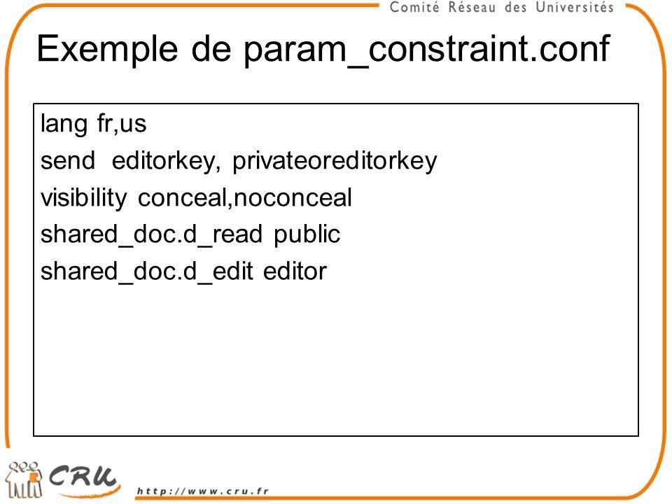 Exemple de param_constraint.conf