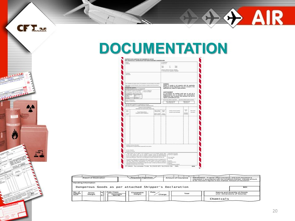 DOCUMENTATION PowerPoint Presentation - Page