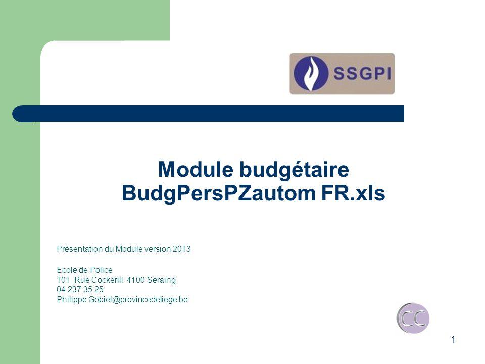 Module budgétaire BudgPersPZautom FR.xls