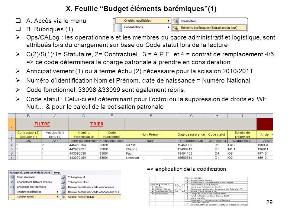 X. Feuille Budget éléments barémiques (1)