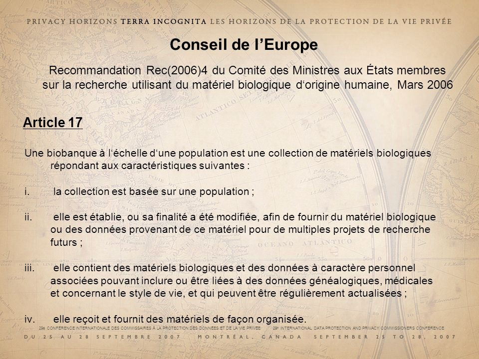 Recommandation Rec(2006)4 du Comité des Ministres aux États membres
