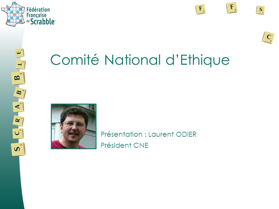 Comité National d'Ethique