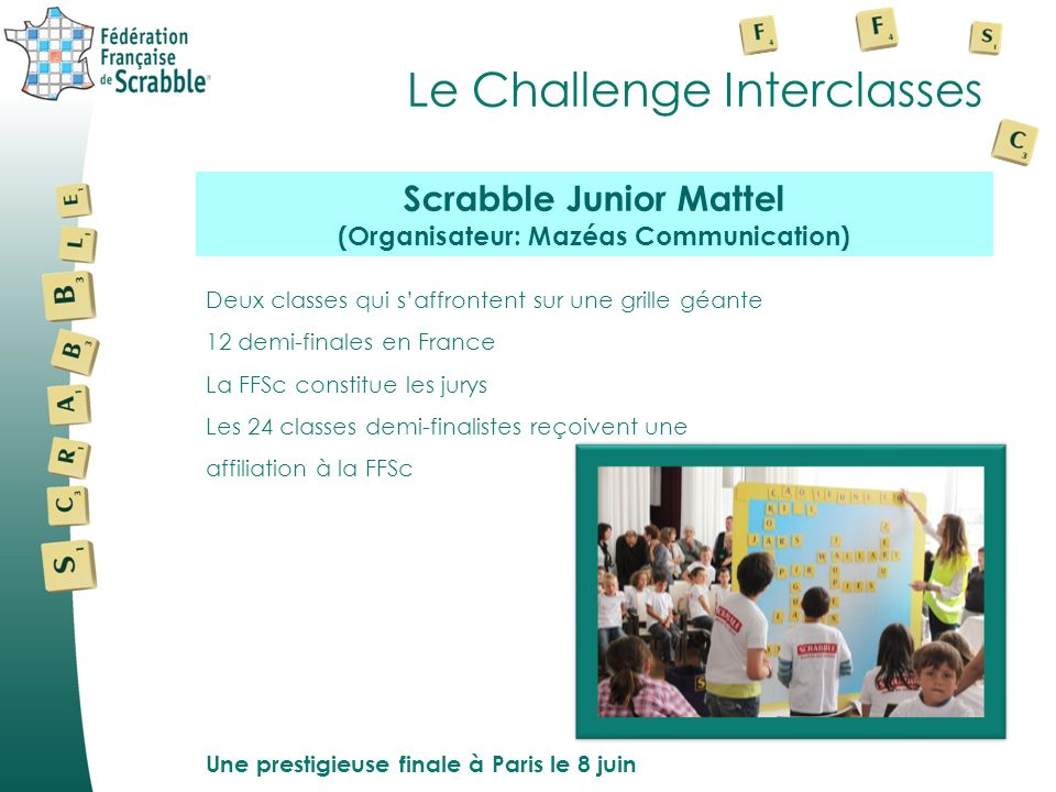 Le Challenge Interclasses