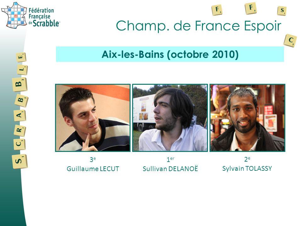 Aix-les-Bains (octobre 2010)