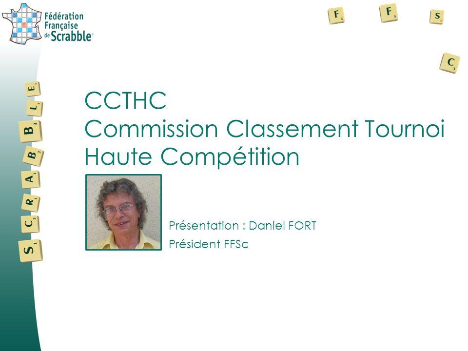 Commission Classement Tournoi Haute Compétition