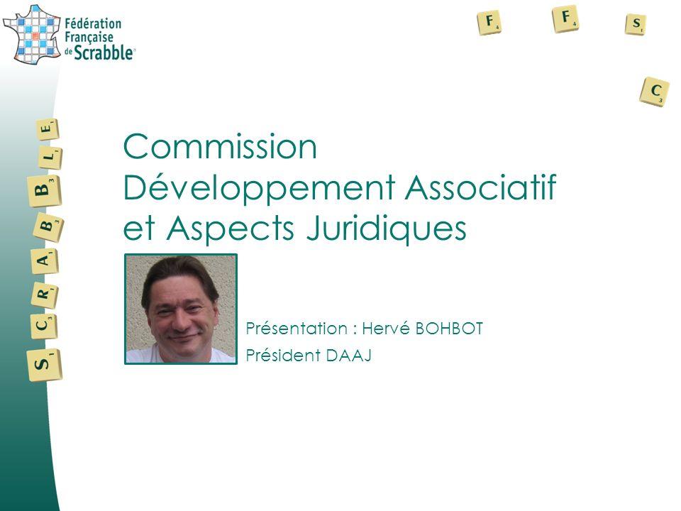 Développement Associatif et Aspects Juridiques