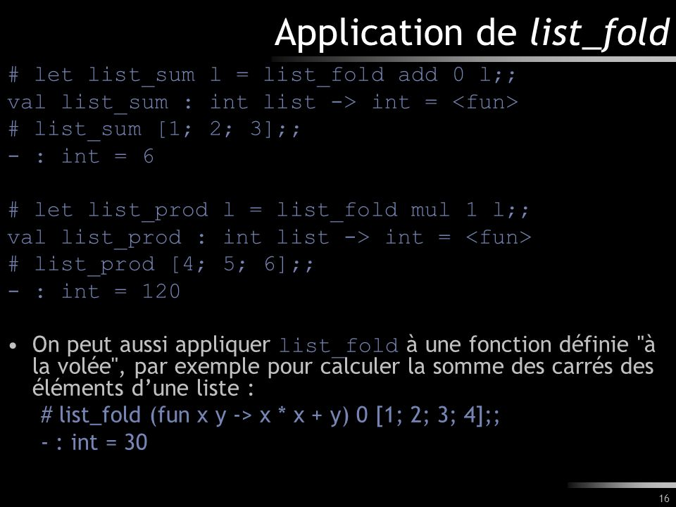 Application de list_fold