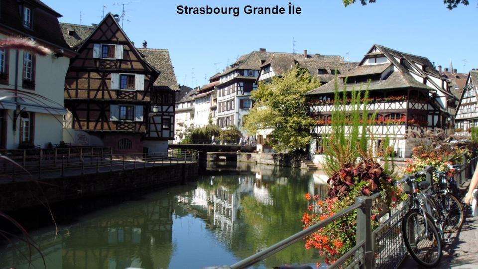 Strasbourg Grande Île