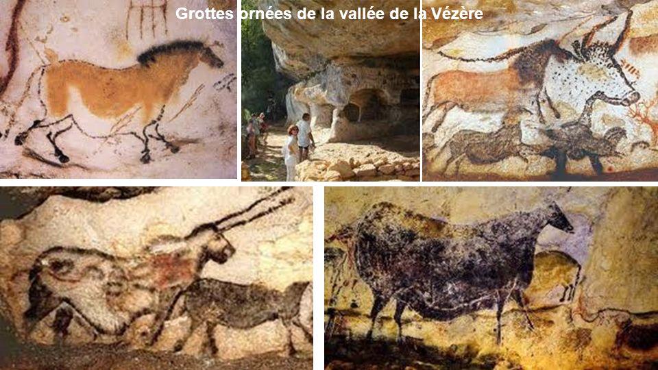 Grottes ornées de la vallée de la Vézère