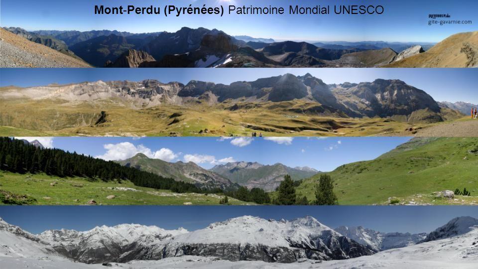 Mont-Perdu (Pyrénées) Patrimoine Mondial UNESCO