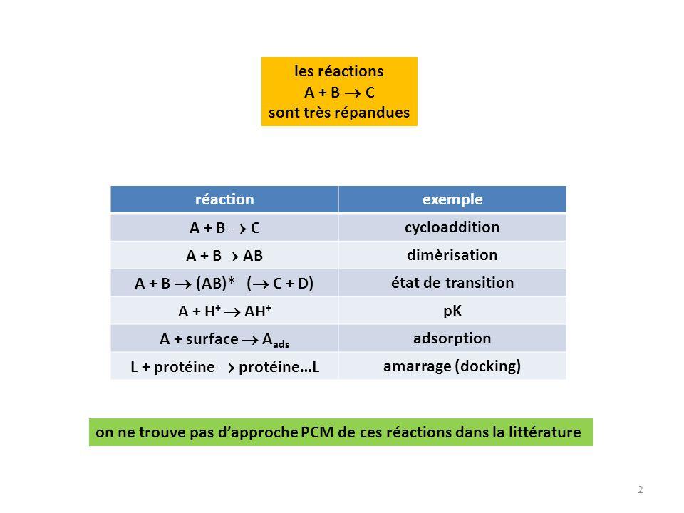 L + protéine  protéine…L