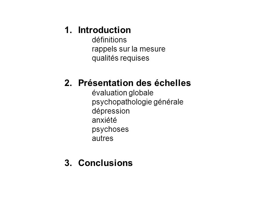 Introduction définitions rappels sur la mesure qualités requises