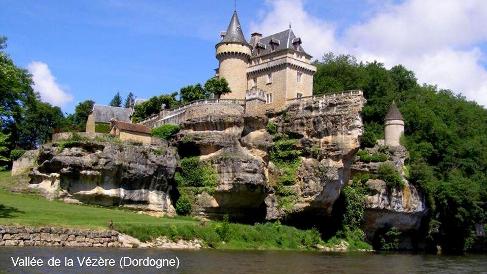 Vallée de la Vézère (Dordogne)