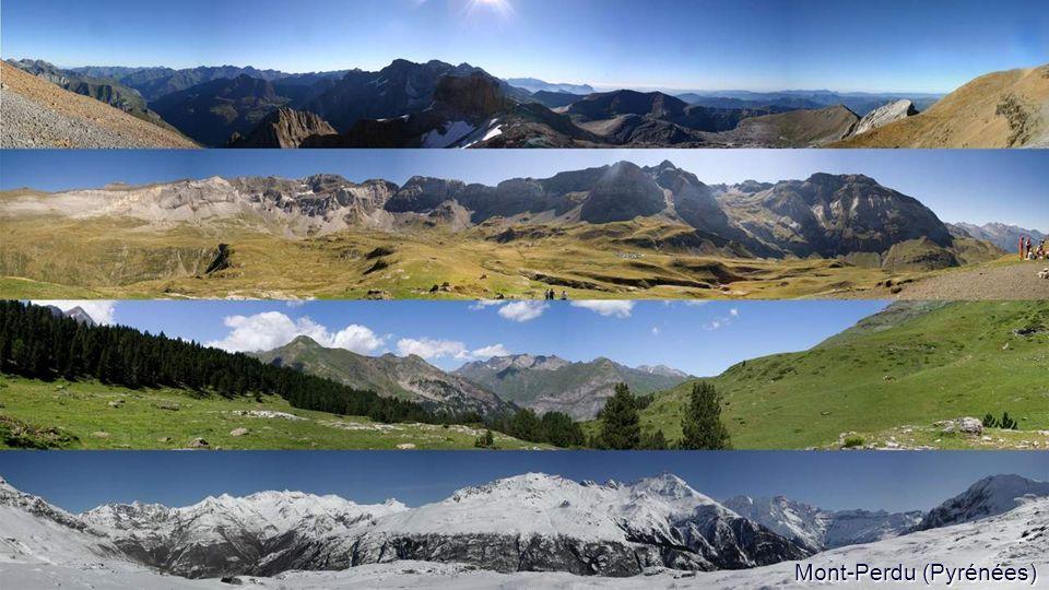 Mont-Perdu (Pyrénées)