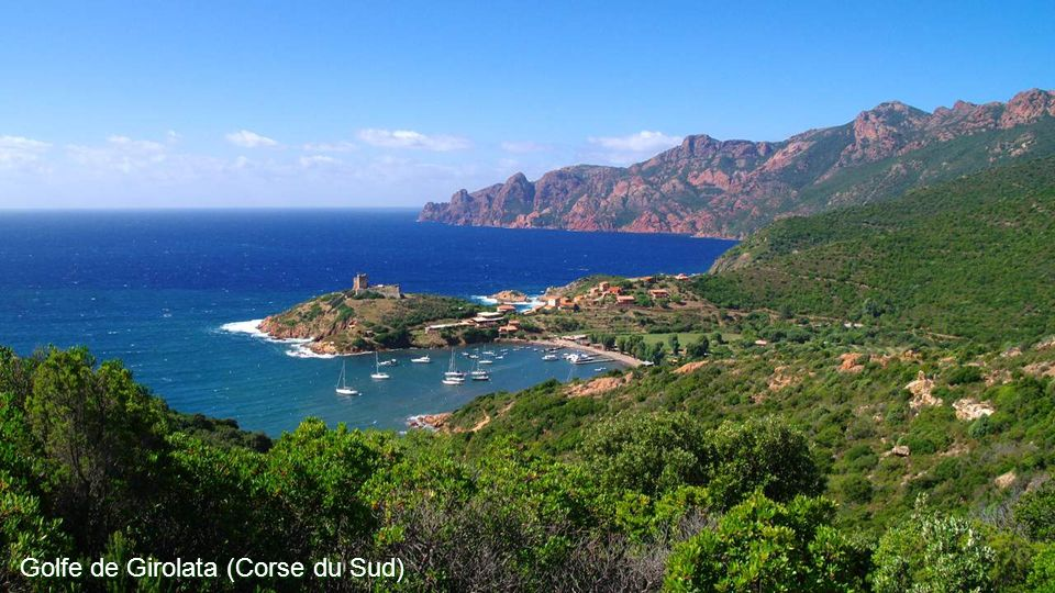Golfe de Girolata (Corse du Sud)
