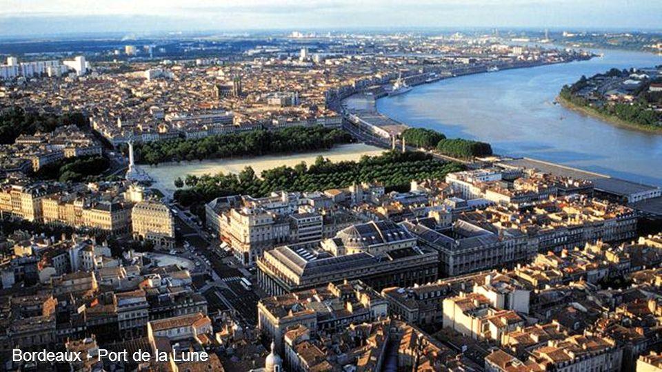 Bordeaux - Port de la Lune