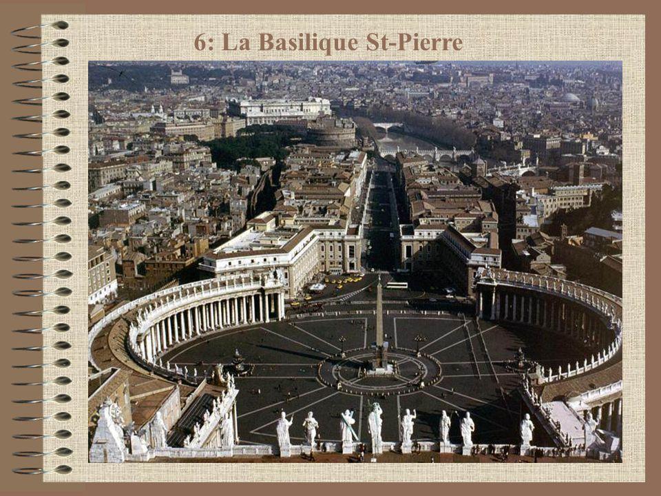 6: La Basilique St-Pierre