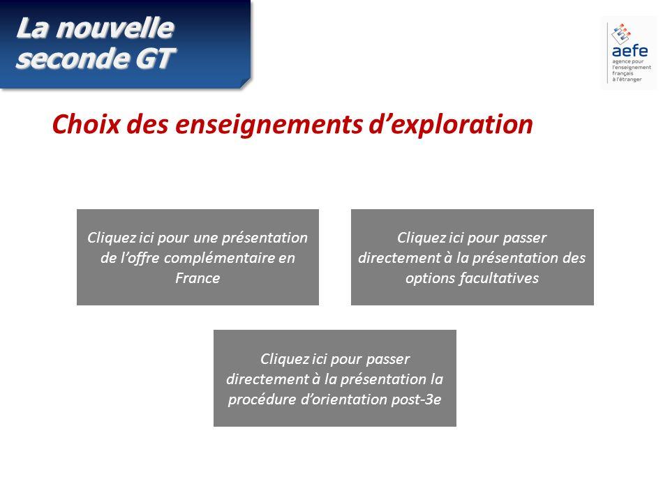 Cliquez ici pour une présentation de l'offre complémentaire en France