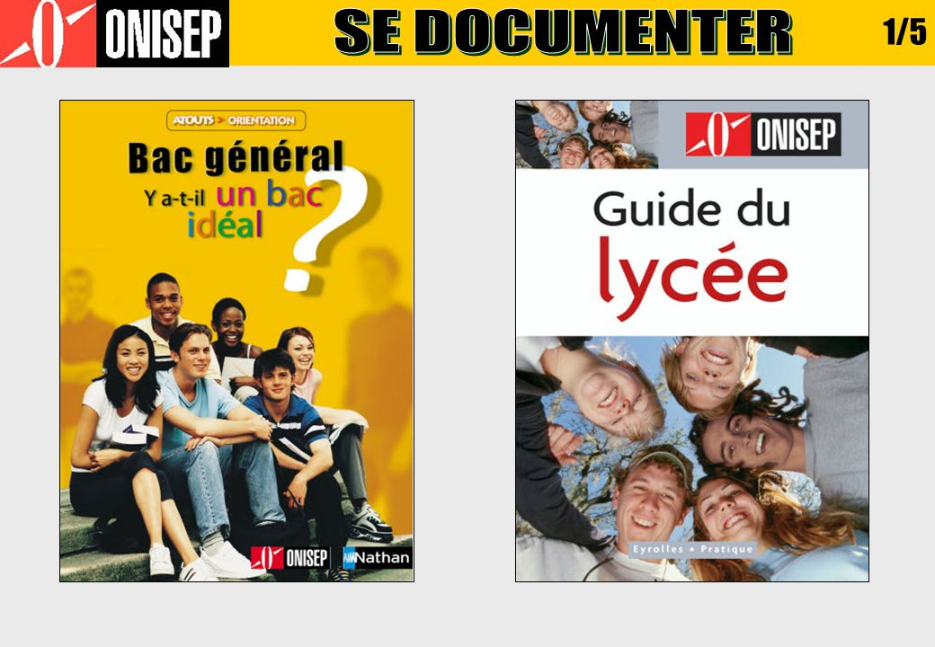 SE DOCUMENTER 1/5