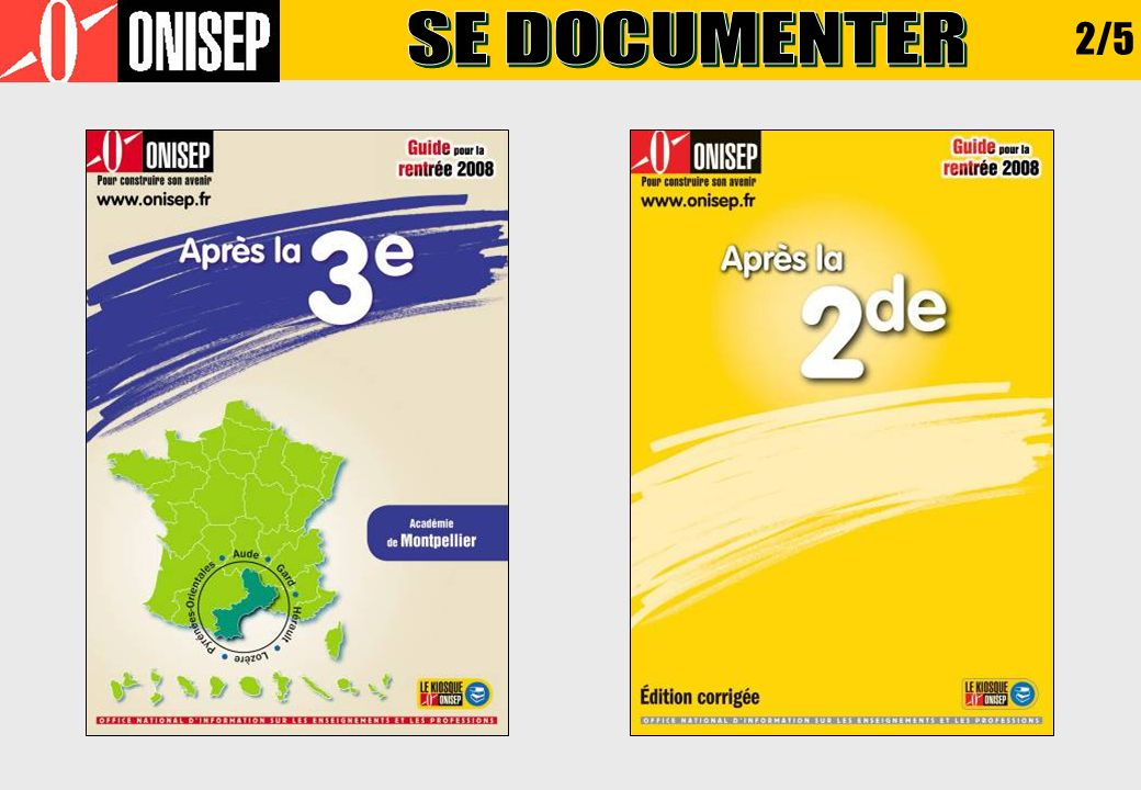 SE DOCUMENTER 2/5
