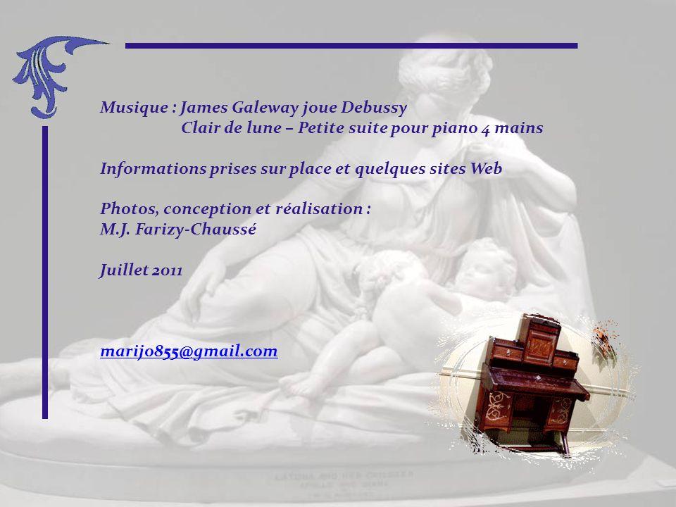 Musique : James Galeway joue Debussy