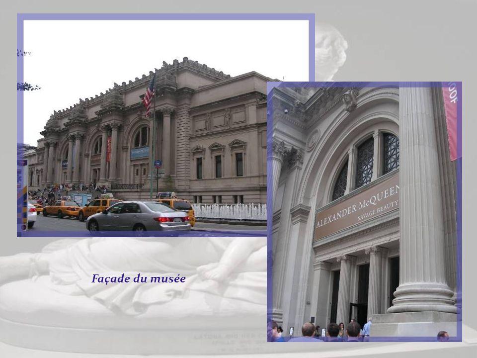 Façade du musée