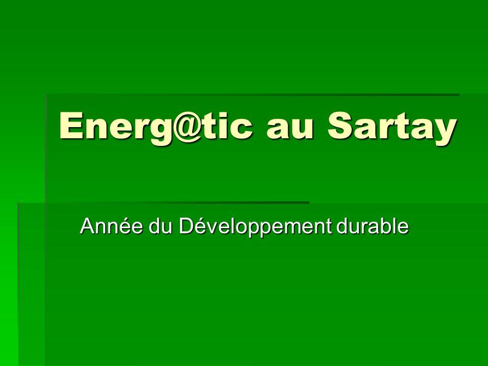 Année du Développement durable