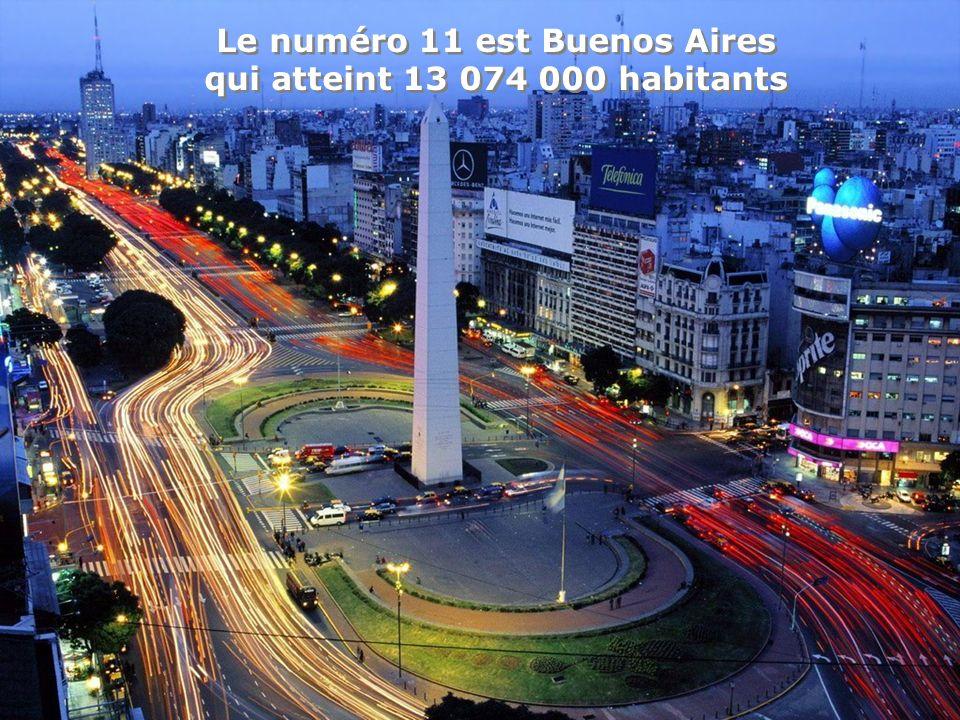 Le numéro 11 est Buenos Aires