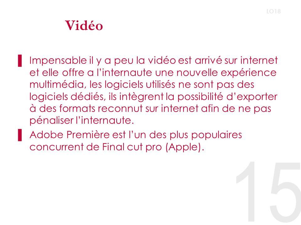 Vidéo LO18.