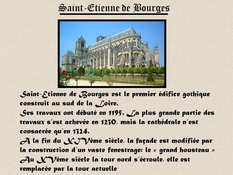 Saint-Etienne de Bourges