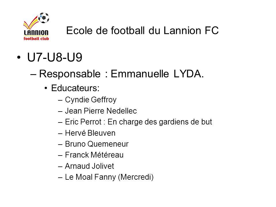 Ecole de football du Lannion FC