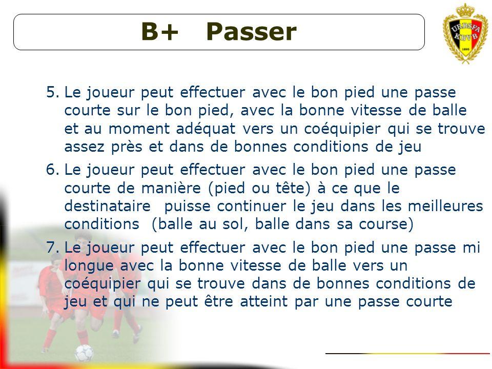 B+ Passer