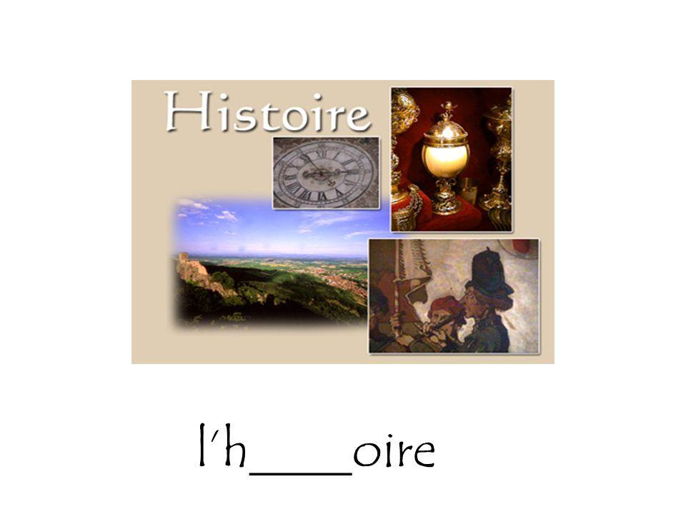 l'h____oire