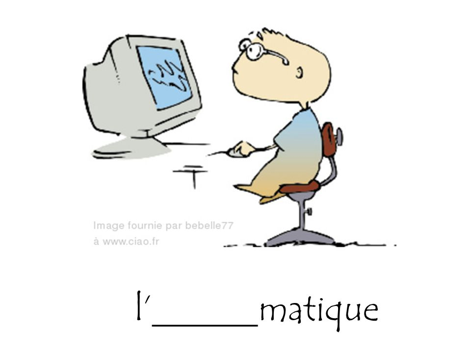 l'______matique