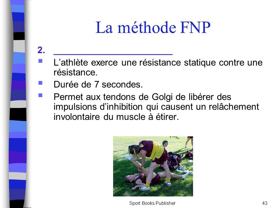 La méthode FNP 2. _______________________