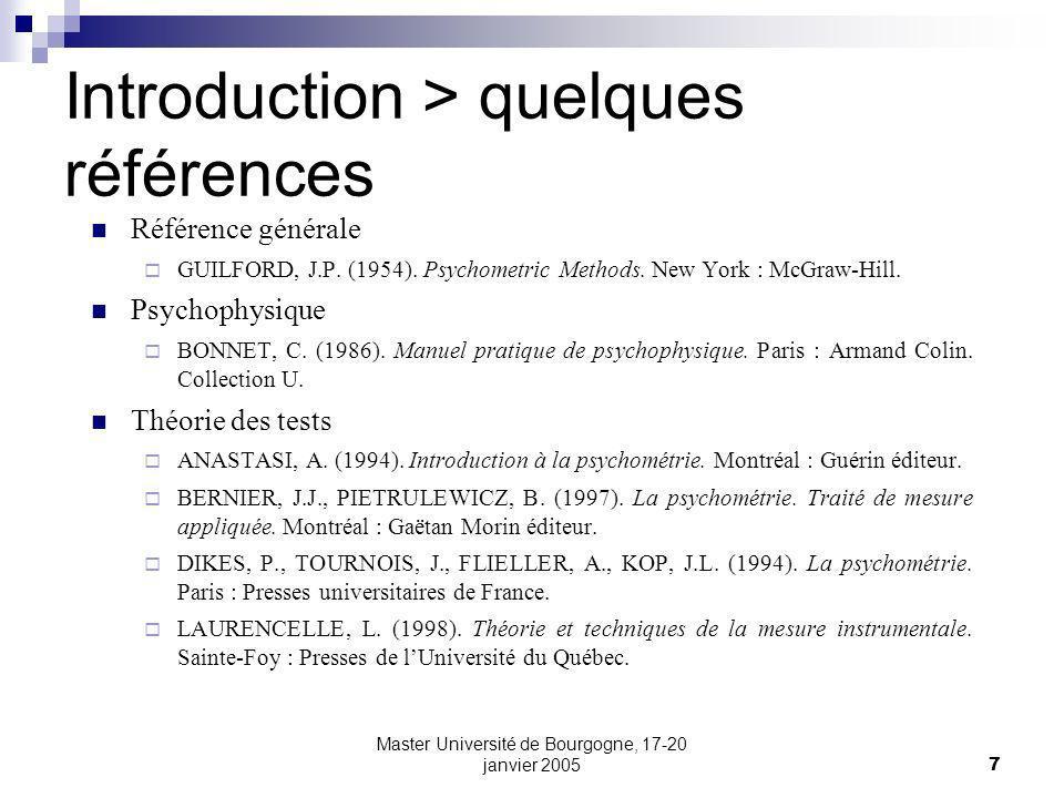 Introduction > quelques références