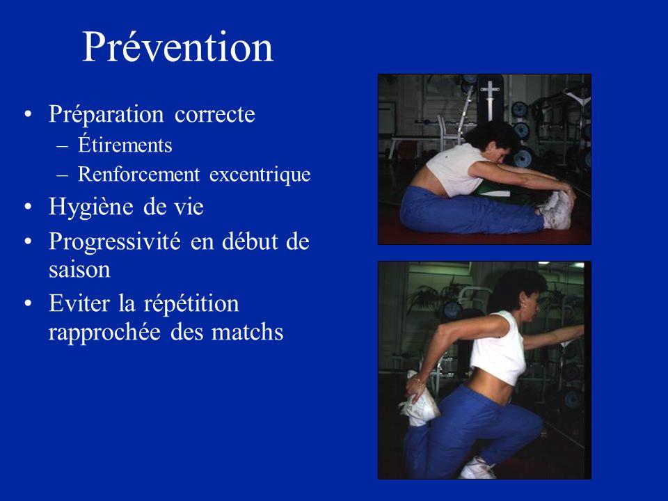 Prévention Préparation correcte Hygiène de vie
