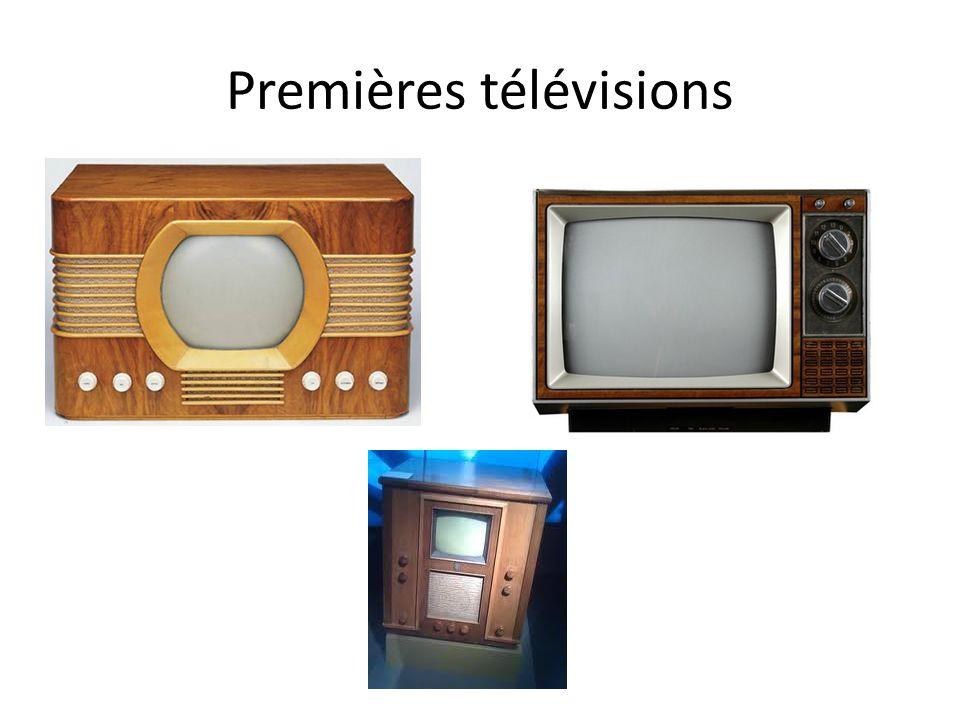 Premières télévisions