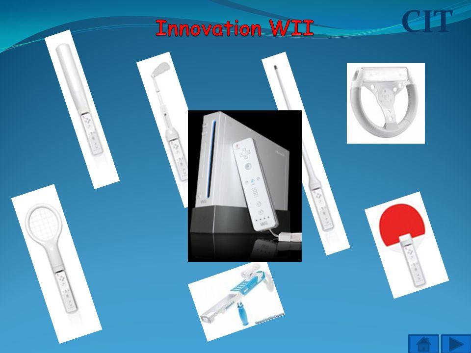 Innovation WII CIT