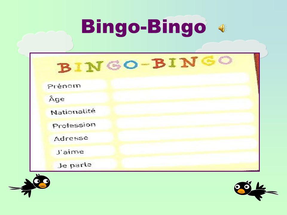 Bingo-Bingo