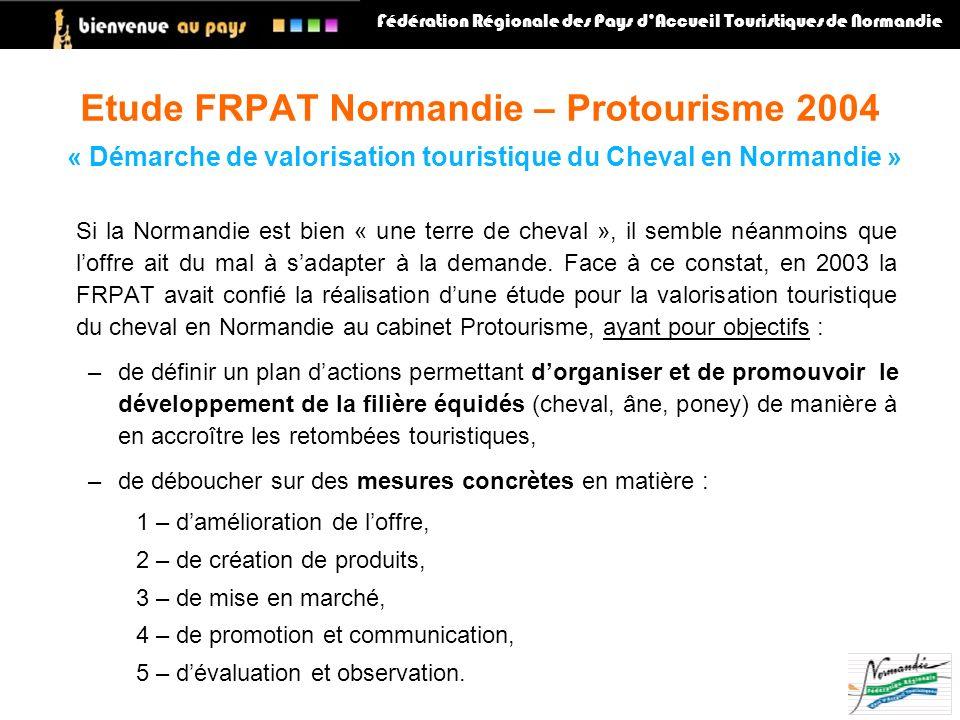 Fédération Régionale des Pays d'Accueil Touristiques de Normandie