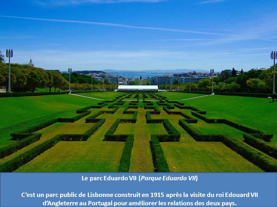 Le parc Eduardo VII (Parque Eduardo VII)